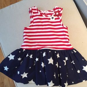 Other - Adorable 4th of July dress 12 months